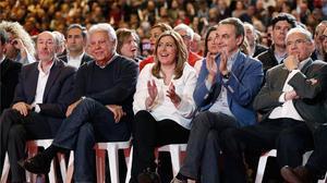 La presidenta de la Junta d'Andalusia presenta oficialment la seva candidatura a secretària general el partit.