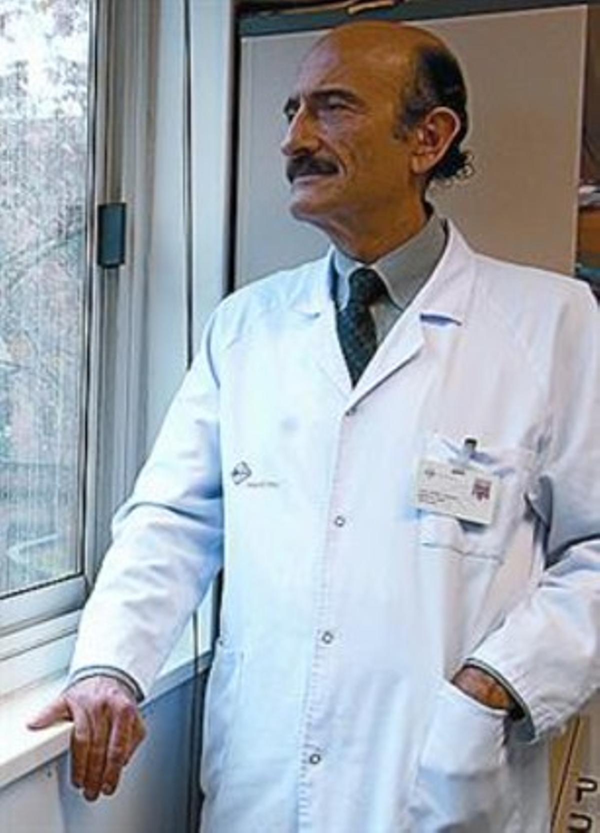 Enric Álvarez: «La cocaína provoca demasiadas urgencias psiquiátricas»