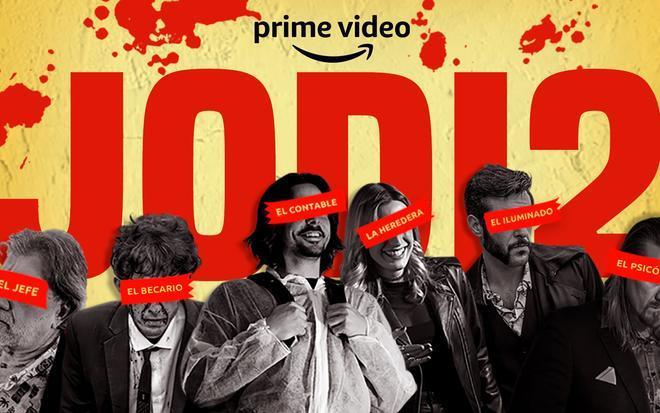 'Jodi2', la nueva comedia negra de Amazon Prime Video