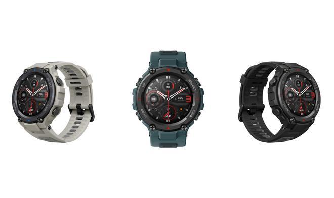 Así es el reloj Amazfit T-Rex Pro, un reloj inteligente militar con autonomía de 18 días