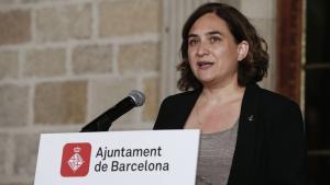 L'alcaldessa de Barcelona,Ada Colau, ha fet una crida aquestdivendres a la participació massiva en la manifestació per la pau i contra el terrorisme del dissabte 26 d'agost.