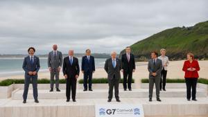 El G-7 aborda un pla per a futures pandèmies i mesures per fomentar el desenvolupament global