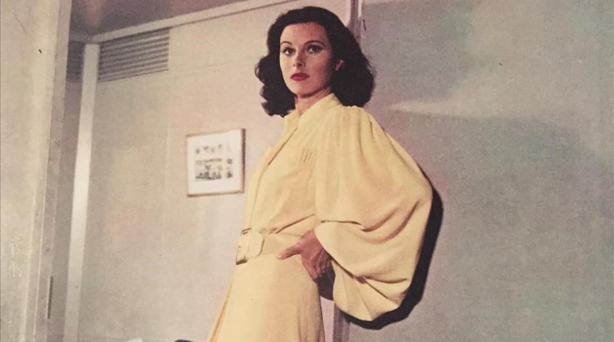Hedy Lamarr: la bella que inventó el wifi