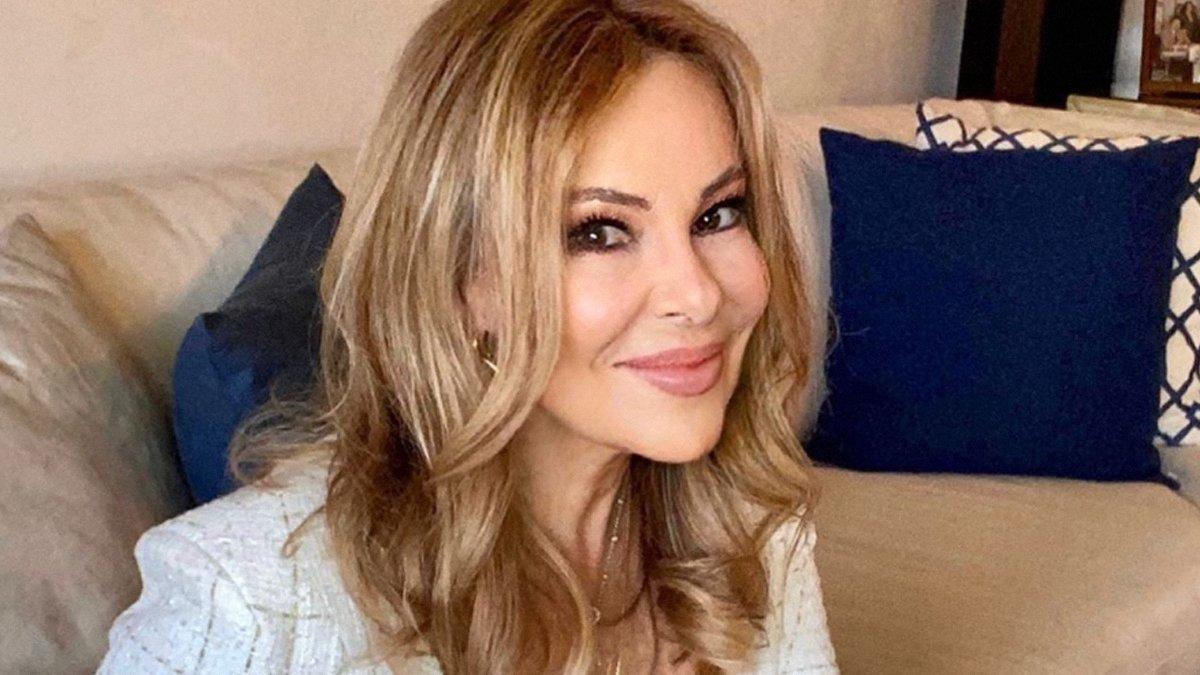 Ana Obregón desvela qué persona le convenció para presentar las Campanadas de TVE