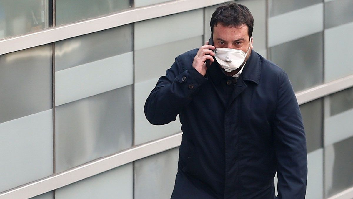 L'exalcalde de Badalona Álex Pastor accepta vuit mesos de presó per conduir ebri i encarar-se als Mossos