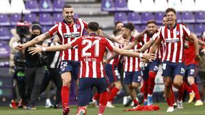 L'última jornada de Lliga, en directe 'online': Atlètic i Madrid es juguen el títol