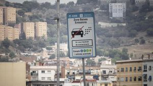 Espanya aspira a desplegar 150 zones de baixes emissions en un any i mig
