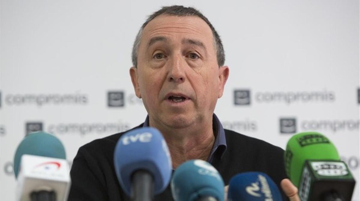 """Compromís no recolzarà """"sota cap concepte"""" un Govern amb Ciutadans"""