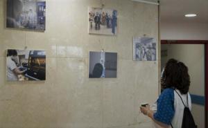 Exposición fotográfica 'Orgullo de hospital' en el Hospital de Bellvitge.