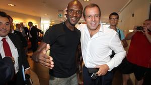 VIAJE A MONACO PARA SORTEO Y TROFEOS UEFA