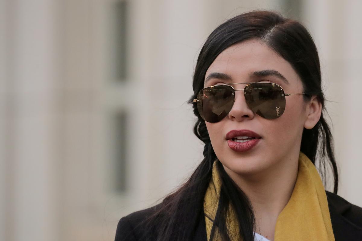 Emma Coronel, la dona del Chapo Guzmán, es declara culpable de narcotràfic