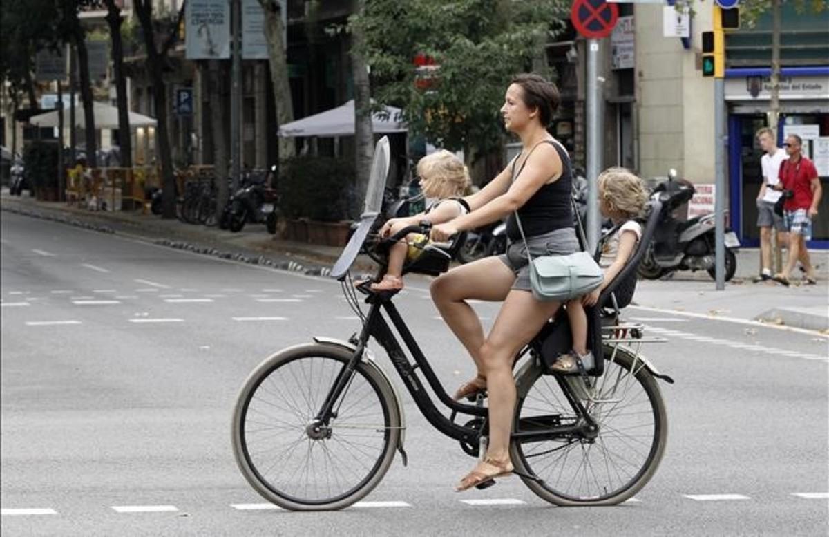La xarxa de carrils bici ja ha crescut el 40% en dos anys