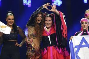 Netta se une a Eleni Foureira y también acudirá al Orgullo de Madrid 2018