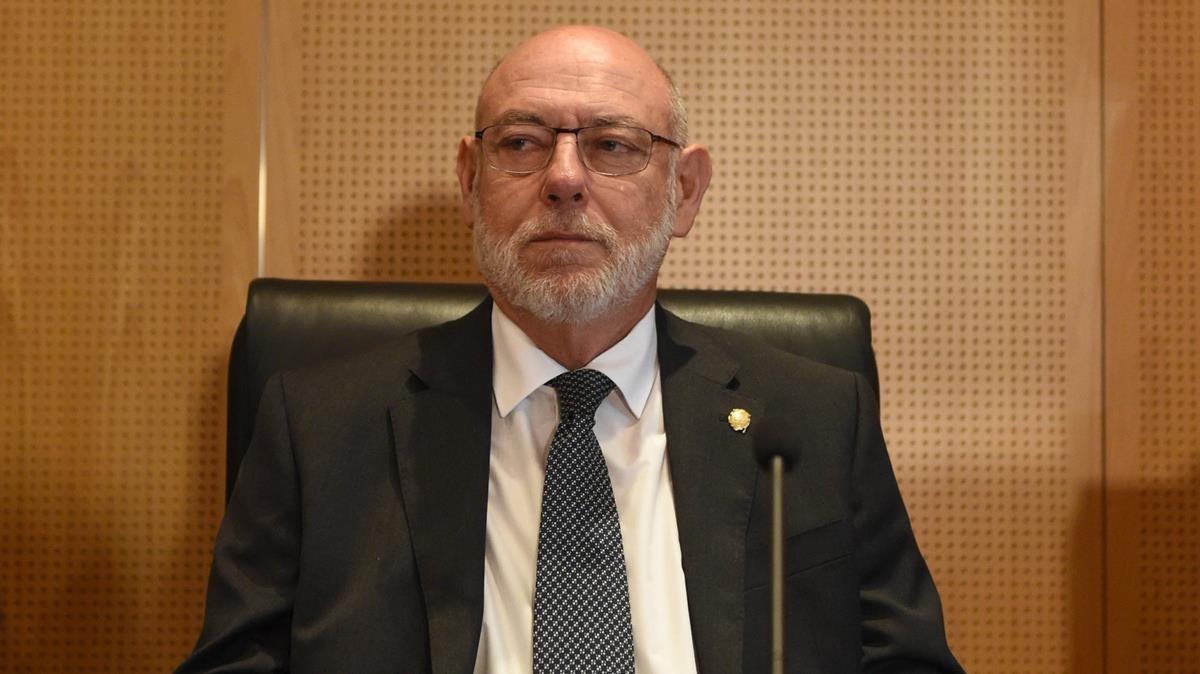El fiscal general del Estado, JoséManuel Maza.