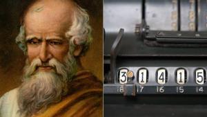 Dia del número pi: ¿Qui va descobrir el valor de pi?