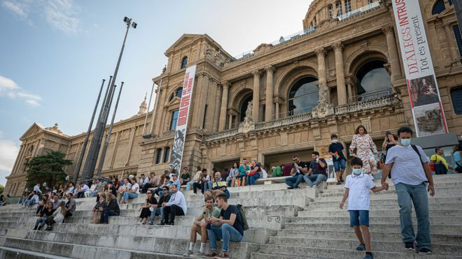 30.000 personas acuden a Viu Montjuïc