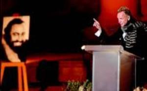 Un concert benèfic a Petra rendeix homenatge a Pavarotti