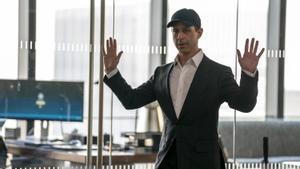 Jeremy Strong en un fotograma de la tercera temporada de 'Succession'.