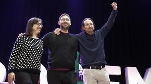 La nova líder de Podem advoca per no confluir amb els comuns sinó anar només en coalició electoral