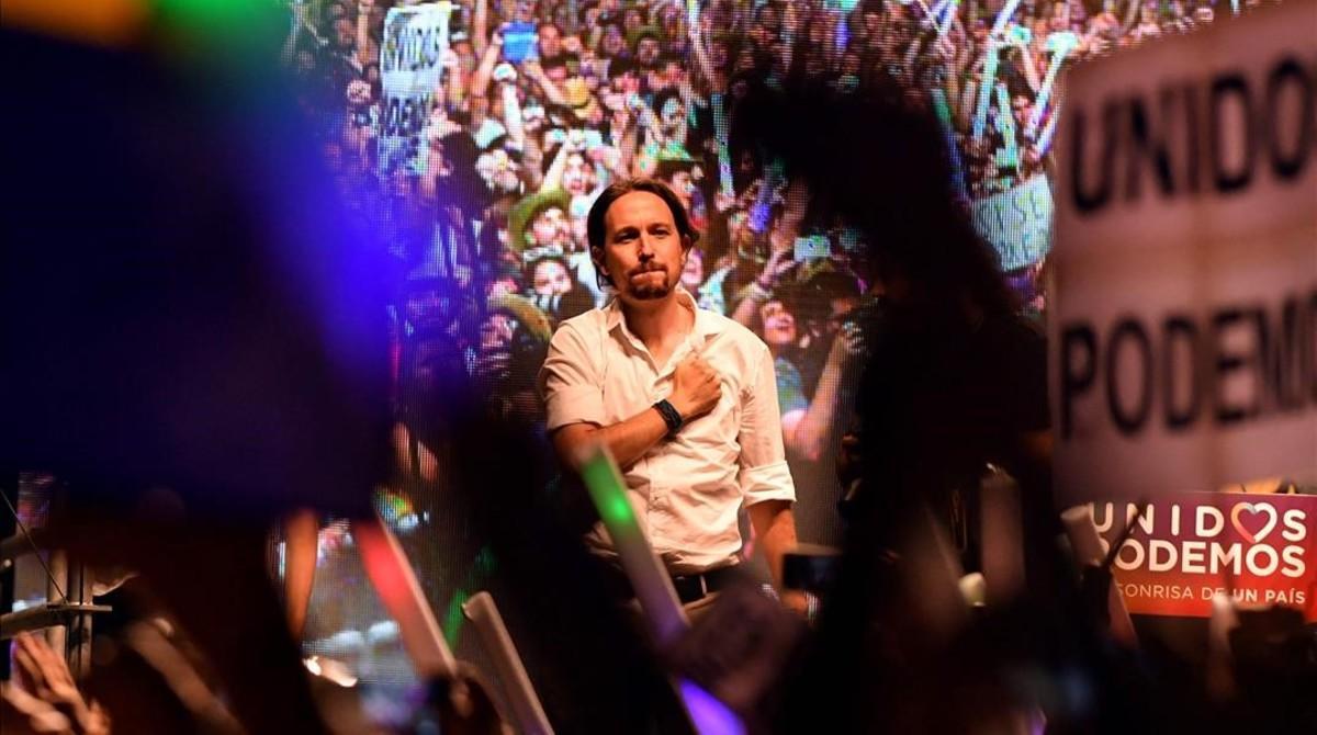 Unidos Podemos, sin 'sorpasso' no hay paraíso