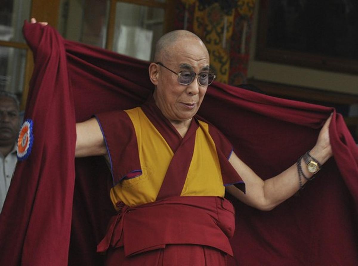 El Dalai Lama, el líder más activo en Twitter