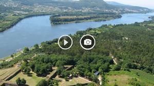 Galícia i Portugal presenten al costat del Miño el parc transfronterer més gran d'oci d'Europa