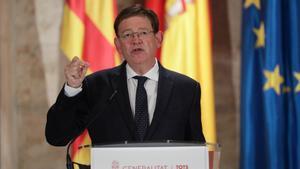 Ximo Puig pide un concierto económico para todas las autonomías si alguna lo negocia