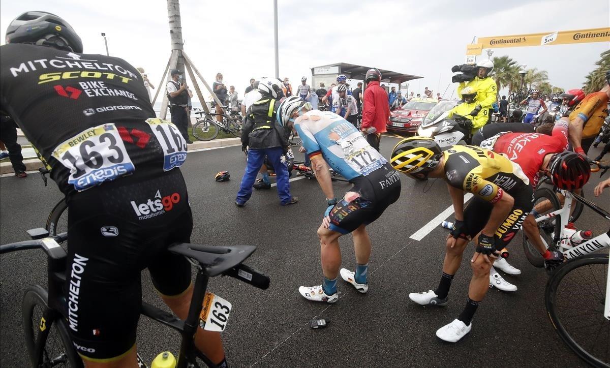 El Tour de França roda amb seny
