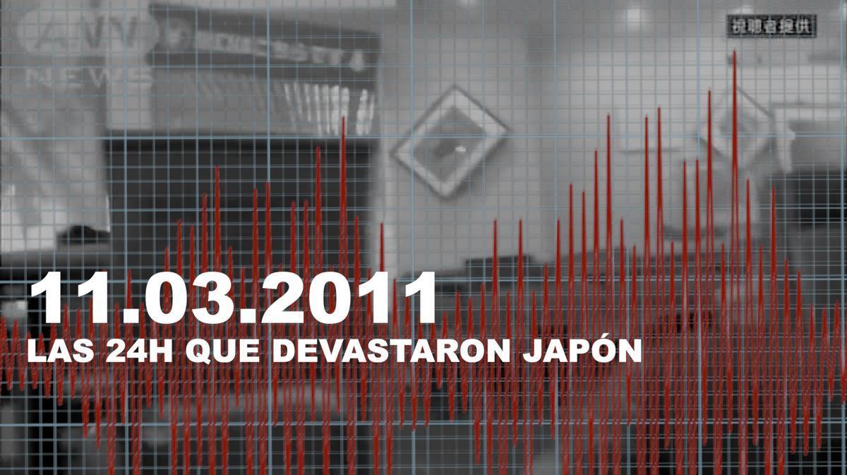 10 años del tsunami en Japón.