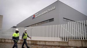 El nuevo hospital para pandemias de la Comunidad de Madrid Isabel Zendal.