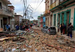 Un tornado en La Habana, Cuba, deja enormes daños materialesREUTERS