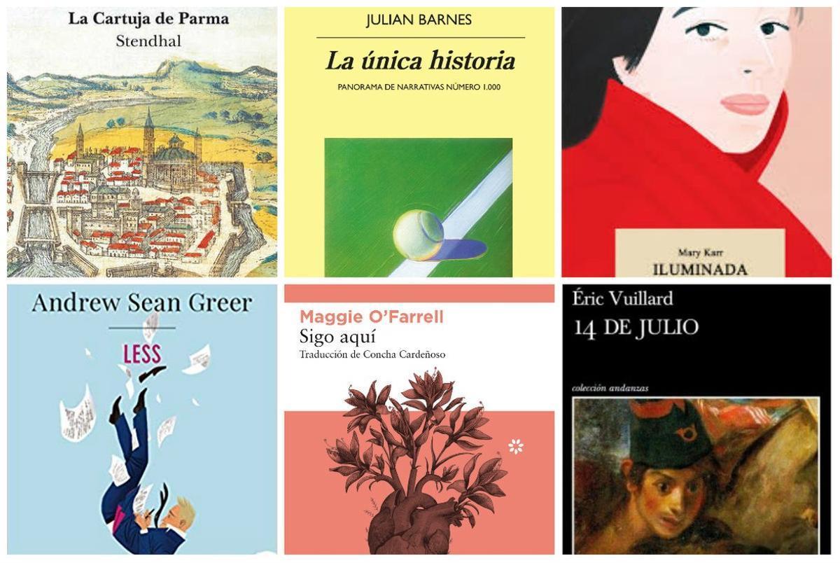 Literatura internacional: 29 llibres recomanats per Sant Jordi 2019