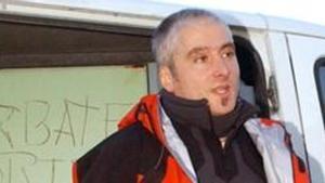 Francisco Javier García Gaztelu, alias 'Txapote', en una imagen de archivo. EFE