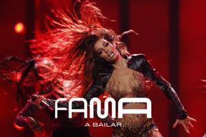 Eleni Foureira visitará la escuela de 'Fama a bailar' tras su éxito en Eurovisión 2018