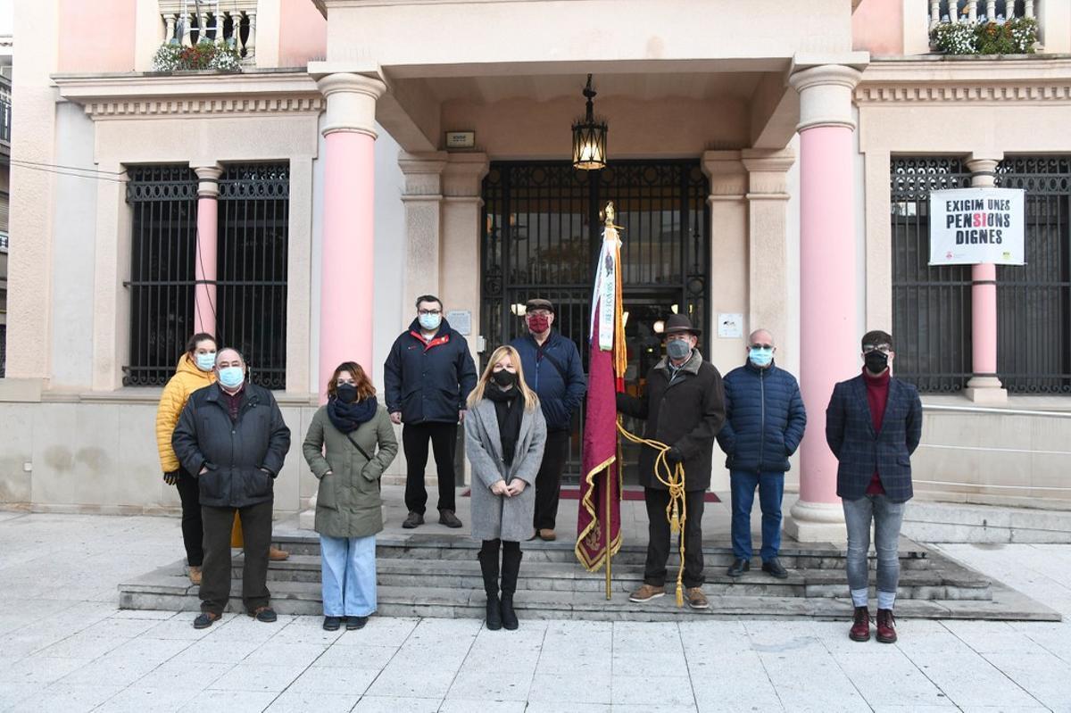 Representantes de la entidad y el gobierno se han encontrado en el consistorio