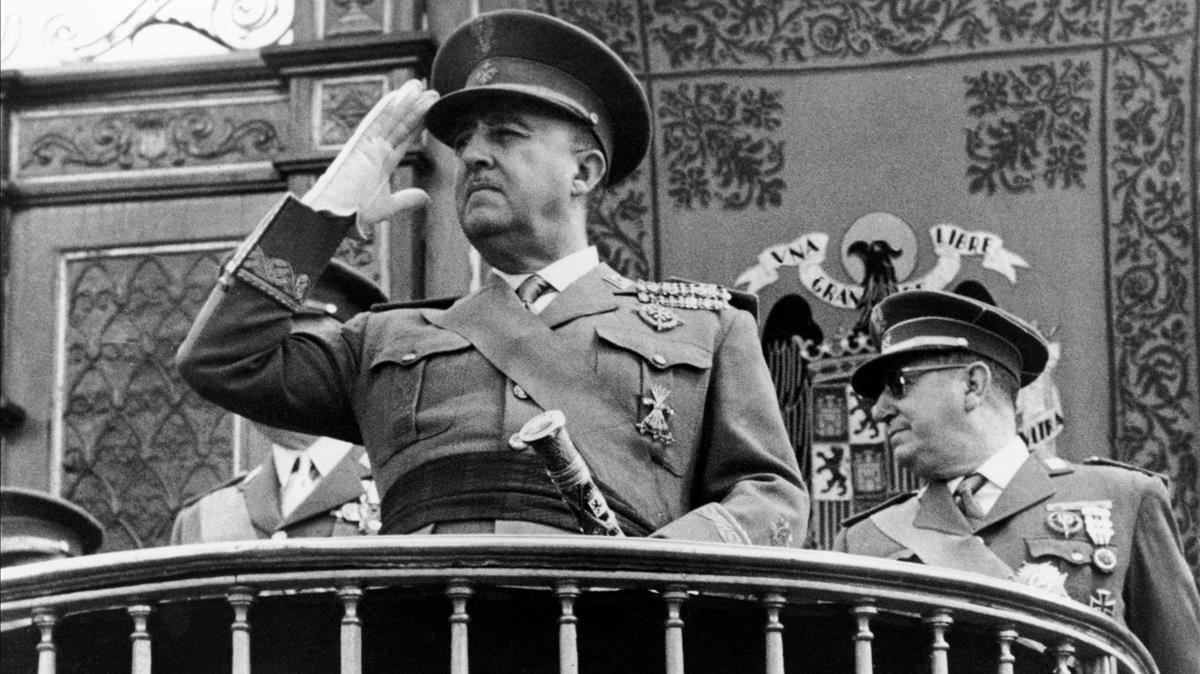 L'adeu interminable al franquisme: 1939-2019, per Xavier Casals
