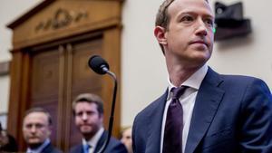 MarkZuckerberg, fundador de Facebook.
