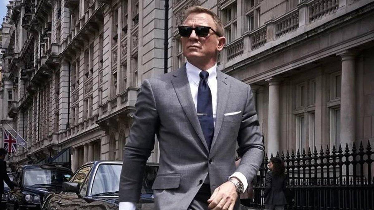 Daniel Craig, en 'Sin tiempo para morir'