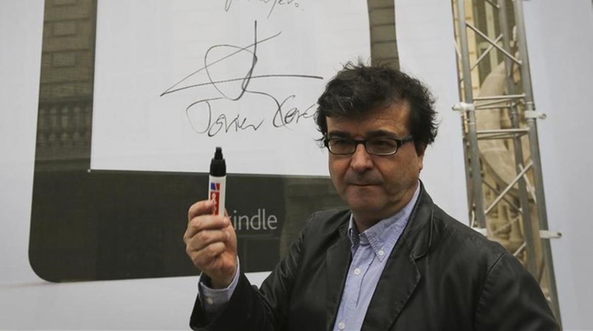 El punt C de Javier Cercas: novel·la, ceguesa i lucidesa