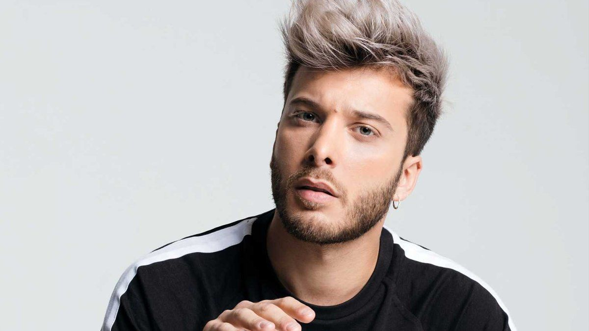 Blas Cantó espera ir, esta vez sí, a Eurovisión.