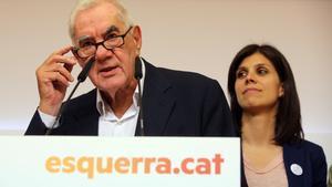 """Maragall: """"Barcelona és un mercat per a tota la delinqüència mundial"""""""