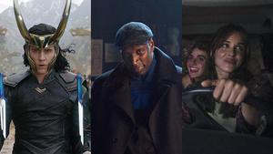 Tom Hiddleston ('Loki'), Omar Sy ('Lupin') y Macarena García ('Paraíso').