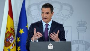 La comparecencia de Pedro Sánchez para hacer balance de 2018, en directo