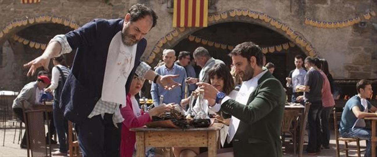 Ocho tópicos catalanes
