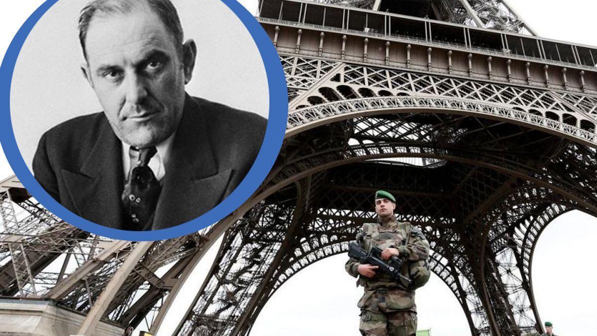 Victor Lustig, el hombre que vendió la Torre Eiffel.