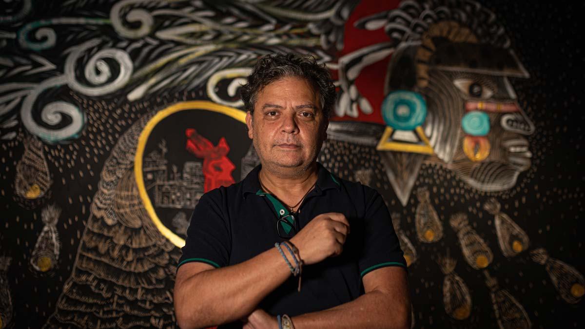 El periodista salvadoreño Carlos Dada, director de 'El Faro', medio de referencia en Latinoamérica.