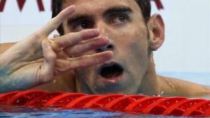 Phelps enfila el seu adéu com el millor
