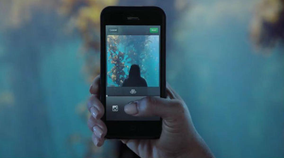 Los usuarios también pueden compartir sus vivencias colgando un vídeo en Instagram