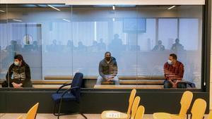Els Mossos declaren davant el tribunal com les furgonetes van ajudar a identificar la cèl·lula terrorista