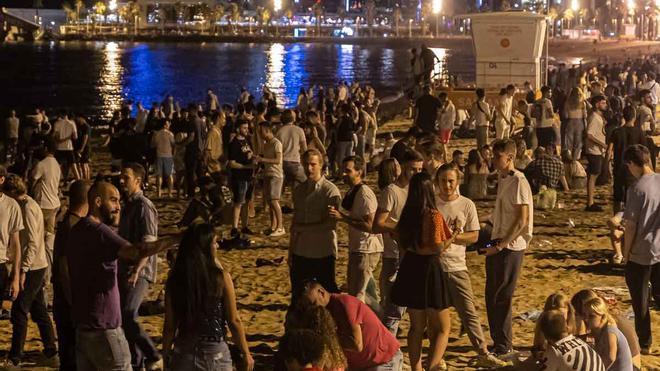 Albert Batlle confirma que Barcelona decretará un nuevo toque de queda nocturno